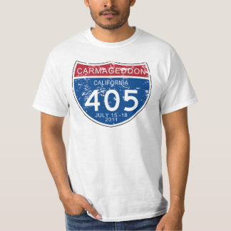 CARMAGEDDON JULY 15 - 18 Vintage Tee Shirts