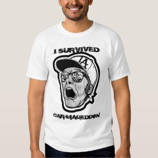Carmageddonn Face Shirts