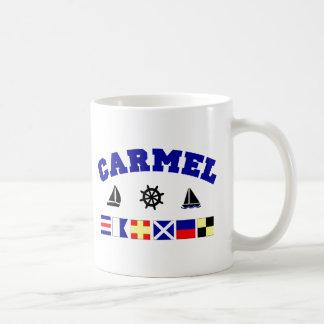 Carmel Basic White Mug