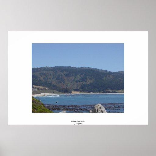Carmel Bay California Print