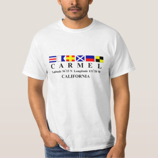 Carmel, California T-Shirt