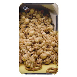 Carmel Corn and pretzels Barely There iPod Case