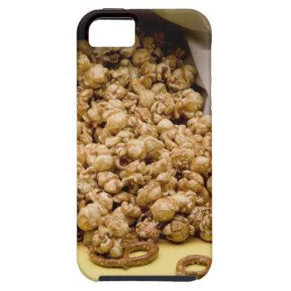 Carmel Corn and pretzels iPhone 5 Covers