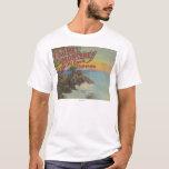 Carmel, Monterey, & Pacific Grove, CA - Welcomes T-Shirt