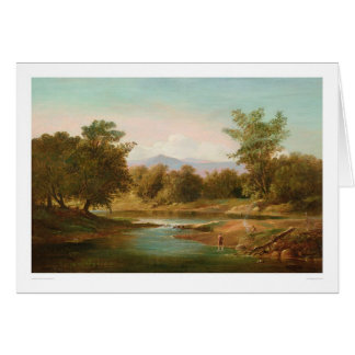 Carmel River Scene (0236A) Card