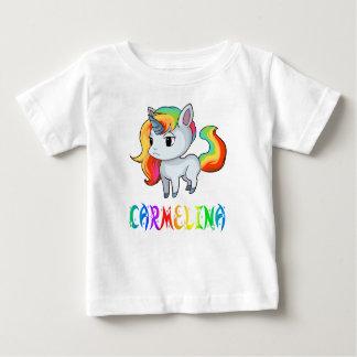 Carmelina Unicorn Baby T-Shirt