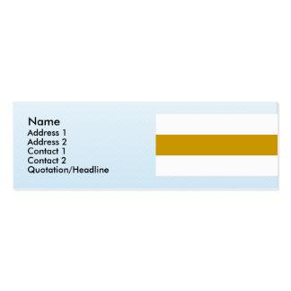 Carmen del Vivoral, Columbia Business Card Template
