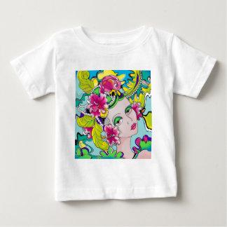 Carmen Mardi Gras Girl Baby T-Shirt