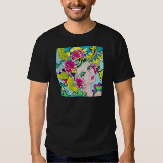 Carmen Mardi Gras Girl Shirts
