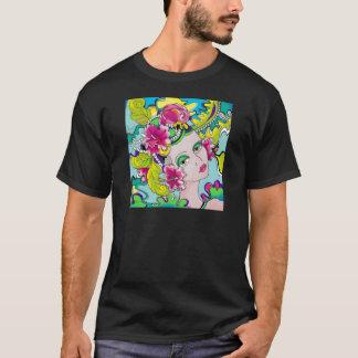 Carmen Mardi Gras Girl T-Shirt