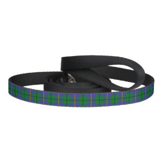 Carmichael Tartan Plaid Dog Leash