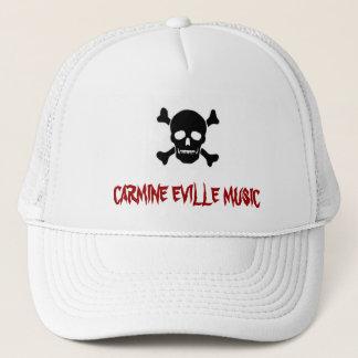CARMINE EVILLE MUSIC - Customized Hat