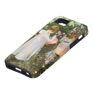 Carnation, Lily, Lily, Rose By John Singer Sargent iPhone 5 Case
