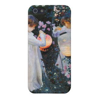 Carnation, Lily, Lily, Rose - John Singer Sargent iPhone 5/5S Case