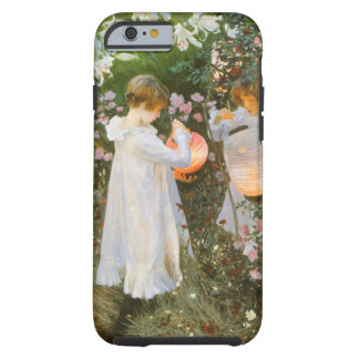 Carnation Lily Rose Sargent Victorian Art iPhone 6 Case