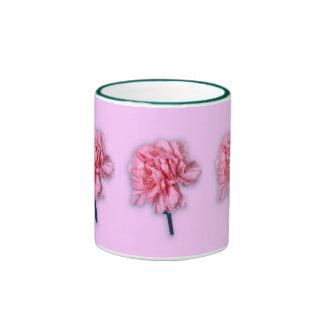 Carnation Mugs