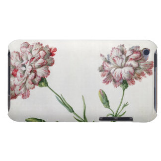 Carnations (w/c on paper) iPod touch cases