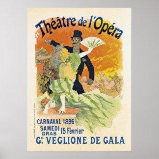 Carnaval 1896 poster