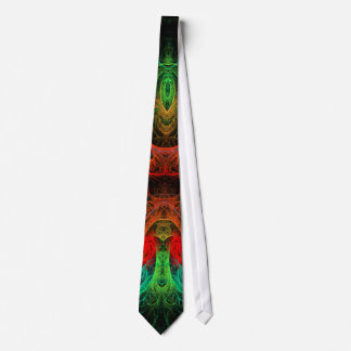 Carnaval Abstract Art Tie