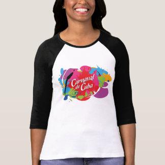 Carnaval de Cuba Splash T-Shirt