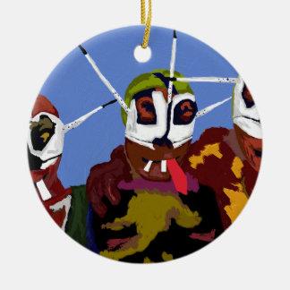 Carnaval de Loiza, Puerto Rico Ornament