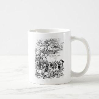Carneval vintage mug