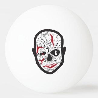 Carnie Skull Ping Pong Ball