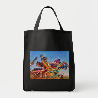 Carnival - A most colorful ride Tote Bag