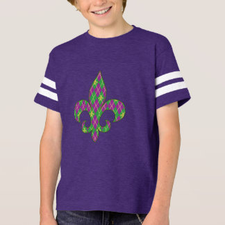 Carnival Argyle Kid's and Baby Shirt