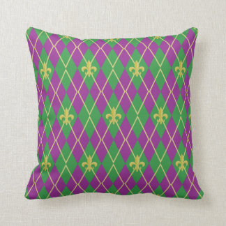 Carnival Argyle Pillow