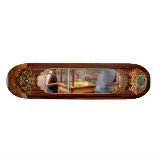 Carnival - Candy - Getting cotton candy Skate Board
