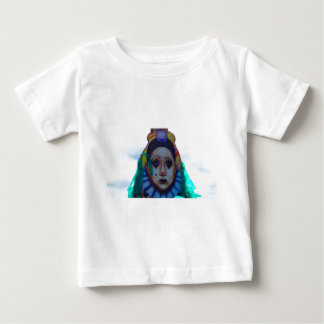 Carnival Clown Design Baby T-Shirt