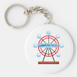 Carnival Crazy Keychains