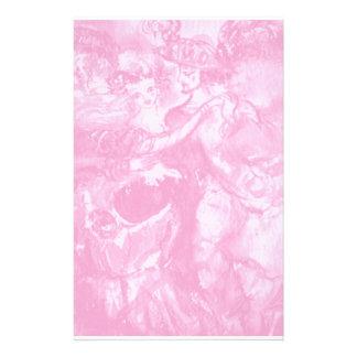 CARNIVAL DANCE soft pink Stationery