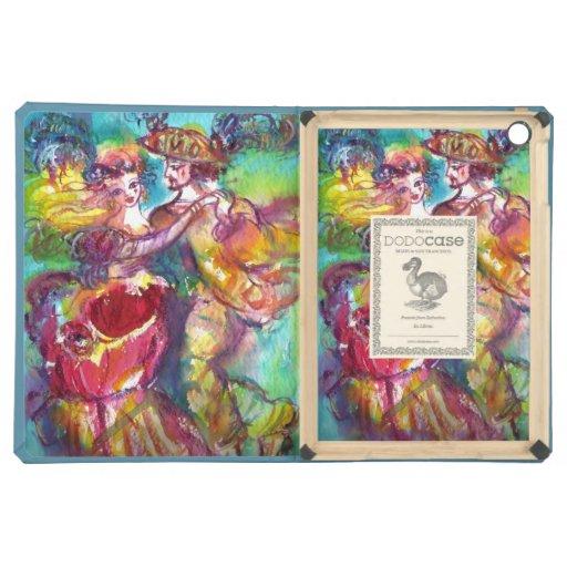 CARNIVAL DANCE Venetian Masquerade Ball Case For iPad Air
