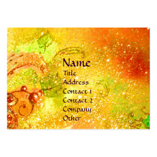 CARNIVAL DANCE / Venetian Masquerade Ball Pack Of Chubby Business Cards