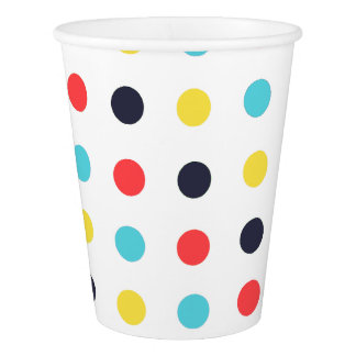 Carnival Dots Paper Cup