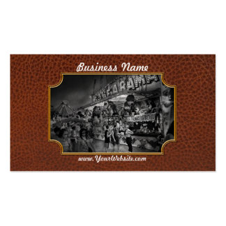 Carnival - Game-A-Rama Pack Of Standard Business Cards