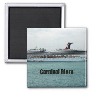 Carnival Glory Magnet