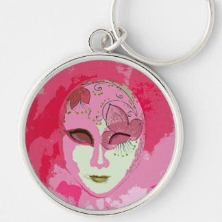 Carnival in Pink Key Chains