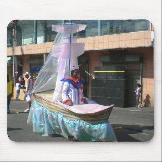 Carnival in San Fernanado Trinidad Mouse Pad