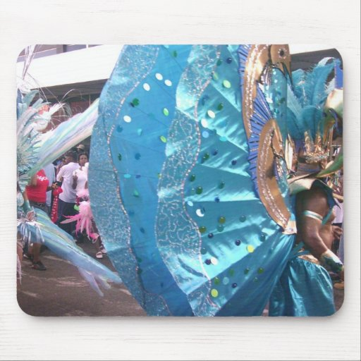 Carnival in Trinidad 2006 Mouse Pads