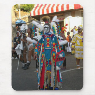 Carnival in Trinidad 2010 Mouse Pad