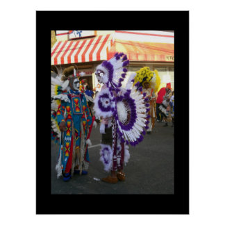 Carnival in Trinidad 2010 Posters
