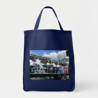 Carnival in Trinidad Tote Bag