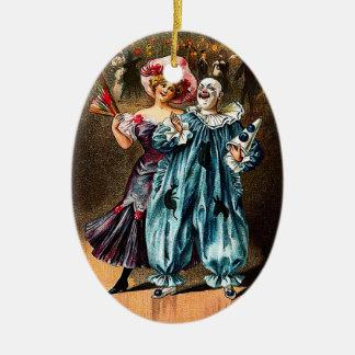 Carnival: Jolly Comrades Ceramic Oval Decoration