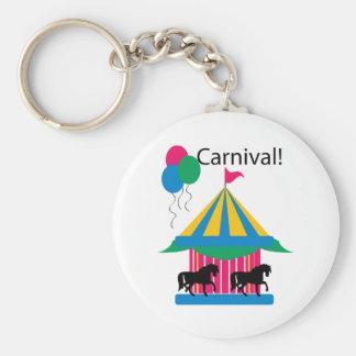 Carnival Key Chain