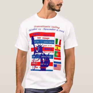 carnival liberty t-shirt