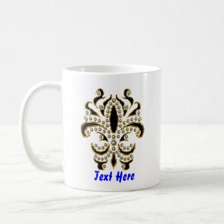 Carnival Mardi Gras Party Theme  Please View Notes Basic White Mug