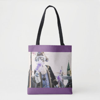 Carnival mask in Venice Tote Bag